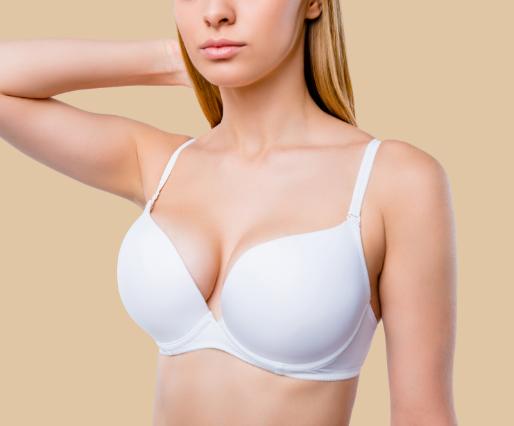 Asymmetry Breasts